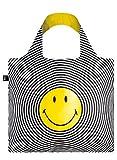 LOQI SMILEY Spiral Bag Einkaufstasche
