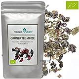 Grüner Tee Minze - BIO (250 Gramm)