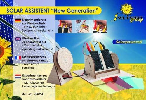 """Solar-Assistent """"NEW GENERATION I"""""""