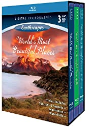 Living Landscapes: World's Most Beautiful Places [Blu-ray] [2010] [US Import]