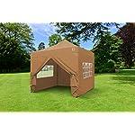 Gorilla Gazebo ® Pop Up 3x3m Heavy Duty Waterproof Commercial Grade Market Stall 4 Side Panels and Wheeled Carrybag… 21