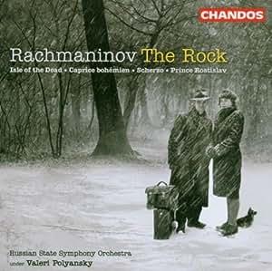 Les Poèmes Symphoniques, Le Rocher, Prince Rostislav, Scherzo En Ré Min., Caprice Bohémien, L'Ile De