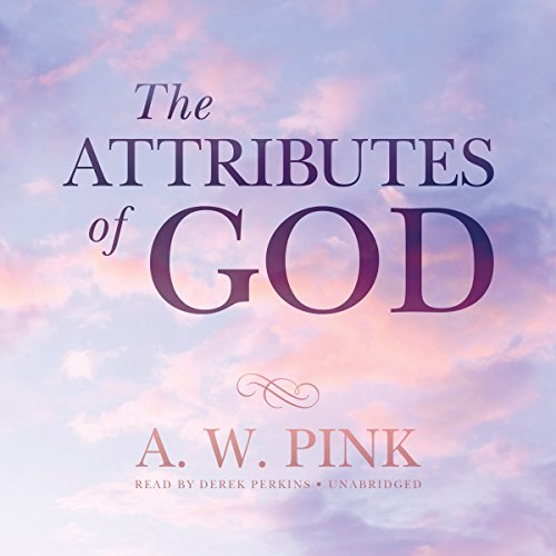 The Attributes of God  Audiolibri