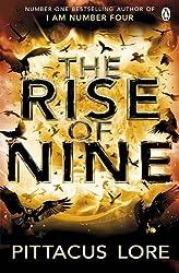 The Rise of Nine: Book 3 (The Lorien Legacies)