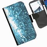 Hairyworm- Flüssigkeit Seiten Leder-Schützhülle für das Handy Samsung Galaxy A3 (SM-A300F, SM-A300FU)