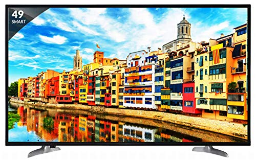 Skyworth 124 cm (49 inches) Full HD Smart LED TV 49 M20 (Black)
