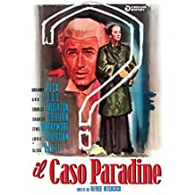 hitchcock - il caso paradine dvd Italian Import by gregory peck