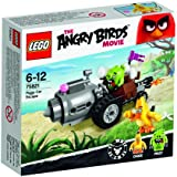 LEGO – The Angry Birds Movie – 75821 – L'Evasion en Voiture du Cochon