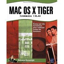 Mac OS X Tiger (version 10.4)