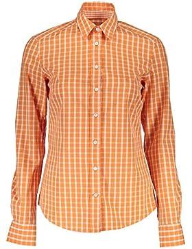 Gant 1403.431814 Camisa con Las Mangas largas Mujer Naranja 801 40