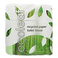 Suma Ecoleaf Toilet Tissue 9 Pack