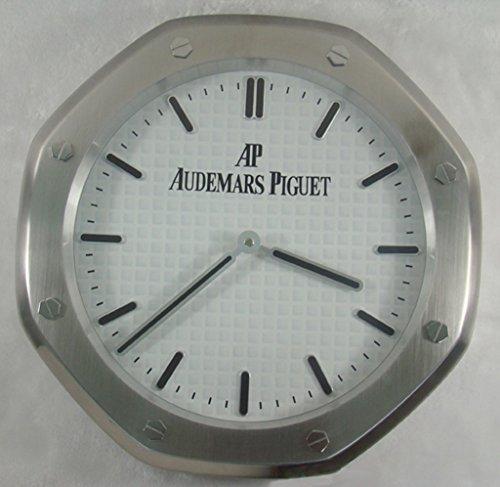audemars-piguet-silent-sweep-wall-clock-silver-white