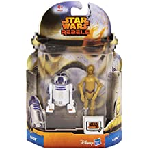 Hasbro A5228EU5 - Star Wars Mission Series Figuren 2er Pack , Sortiment