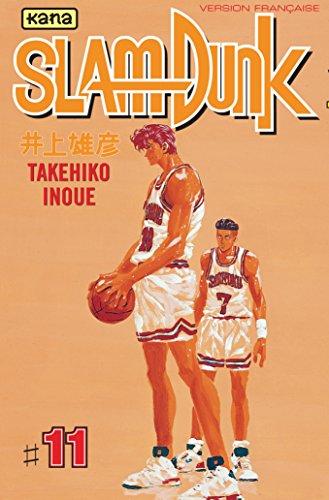 Slam Dunk, tome 11 par Takehiko Inoue