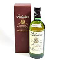 Ballantines 17 Year Old Blended Scotch Whisky, 100 cl from Ballantines 17 Year Old Blended