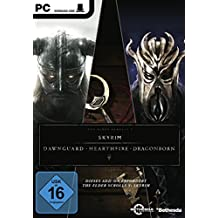 The Elder Scrolls V: Skyrim - Erweiterungspaket (Code in a Box) [Software Pyramide]