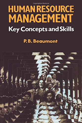 Human Resource Management: Key Concepts and Skills
