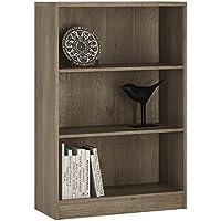 Furniture To go 4 YOU - Libreria ampia, in melammina,