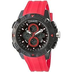 UPhasE Quartz Watch with White Dial Analogue-Digital Quartz Chronograph, 701-180 up