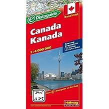 Canada DG : 1/4 000 000