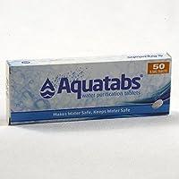 aquatabs Acqua depurazione compresse (50)