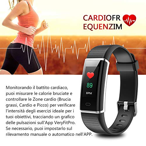 Zoom IMG-3 yamay braccialetto fitness tracker orologio