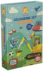 Tiger Tribe 6-0207 Libro/álbum para Colorear Libro y página para Colorear - Libros y páginas para Colorear (Libro/álbum para Colorear, 48 páginas, Niño, Niño, 3 año(s))