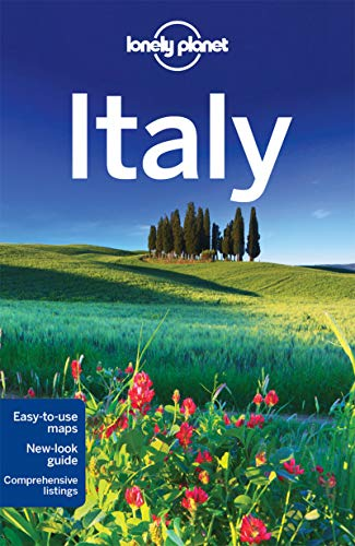 Italy. Volume 12 di Planet Lonely