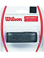 Wilson Cushion Aire Classic Perforated Grip - Black/Black