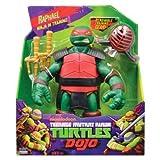 Stadlbauer - Teenage Mutant Ninja TURTLES DOJO Figur RAPHAEL - 28cm, beweglich, mit abnehmbarer Trainingsausrüstung