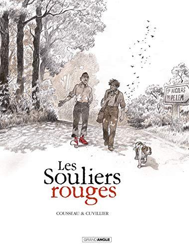 Les souliers rouges - Intégrale (BAMB.GD.ANGLE) por Gérard Cousseau