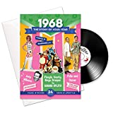 Best Music Of 1965 Musics - 50th Anniversary or Birthday gifts ; Booklet of Review