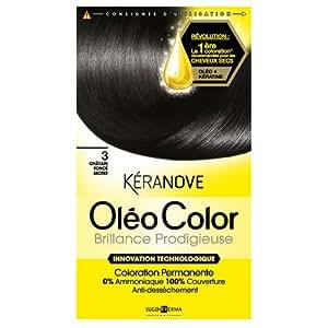 Keranove Oleo Color Châtain Foncé Secret