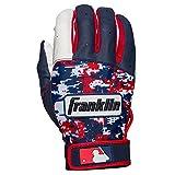 Franklin Sports MLB Digi-Camo 2016Guantes de bateo (par)