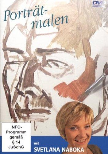 Portraitmalen in Öl mit Svetlana Naboka (öl-dokumentarfilm)