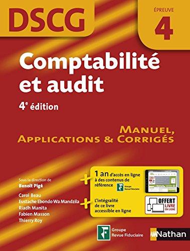 Comptabilit et audit - DSCG 4