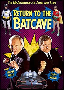 Return to the Bat Cave [DVD] [Region 1] [US Import] [NTSC]
