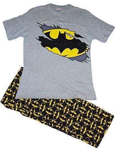 DC Comics Batman Herren Schlafanzug Large