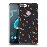 Official Kitten Rain Space Cats Soft Gel Case for HTC