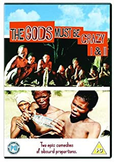 The Gods Must Be Crazy / Gods Must Be Crazy 2 [2 DVDs]