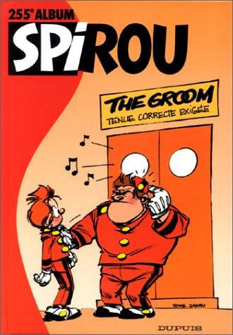 Album Spirou, tome 255