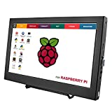 HD PC Monitor Display für Himbeer Raspberry Pi 2B B + Himbeer Pi 3B Windows 7 8 10 (11,6 Zoll 1920X1080 HDMI PS3 PS4WiiU Xbox360 1080P) von Elecrow