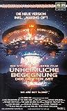 Unheimliche Begegnung der dritten Art - Collectors Edition [VHS]