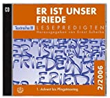Lesepredigten 2/2006. Er ist unser Friede. CD-ROM f�r Windows ab 95 Bild
