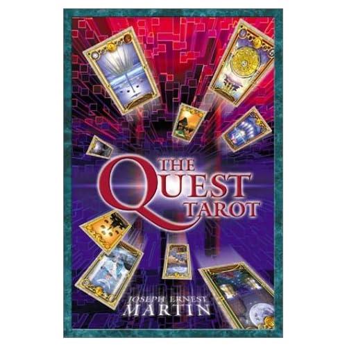 The Quest Tarot (en anglais)