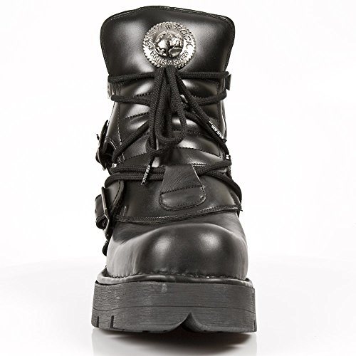 New Rock M.988-S1 BLACK, BLACK