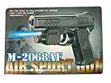 #3: AIR SPORTS LASER GUN RED LASER WITH 6MM Bullets