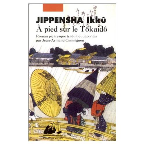 A pied sur le Tôkaidô (roman picaresque)
