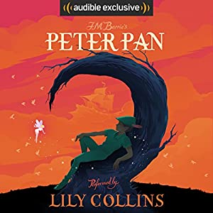Peter Pan Audio Download Amazoncouk J M Barrie Lily
