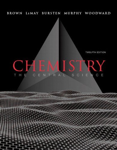 Chemistry: The Central Science (12th (twelve) Edition)